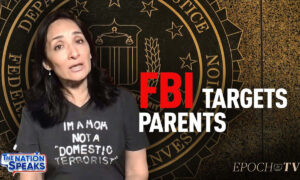 Parents Targeted by FBI Won't Back Down; IRS Plans to Monitor Your Bank Account