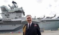 Navy Chief Admiral Sir Tony Radakin Announced as Next Head of Armed Forces