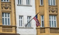 Russia Accuses 3 US Embassy Staff of Theft, Wants Their Immunity Lifted