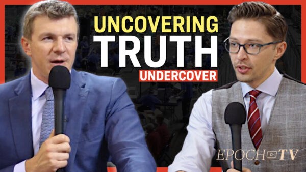 James O'Keefe on How the Government and Media Work to Manufacture Consent