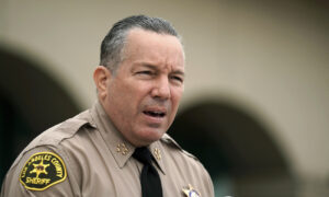Los Angeles Sheriff Alex Villanueva Says He Will Not Force Employees to Get Vaccinated