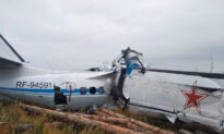 Russian Plane Carrying Parachutists Crashes, 16 Killed