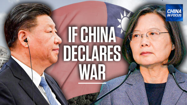 'Fight of Our Lifetime': Grant Newsham on the Global Impact If China Declares War on Taiwan