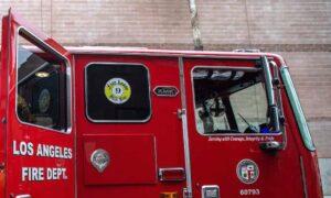 871 LA Firefighters File Intent to Sue Over City's COVID-19 Vaccine Mandate