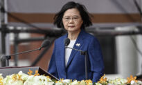 Taiwan's President Promises to Defend Island Against Chinese Regime's Aggression