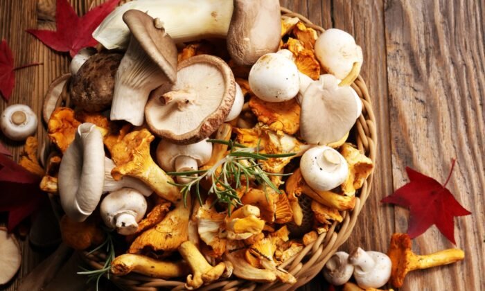 Stretch the flavor of your precious wild mushrooms with this compound butter. (beats1/shutterstock)