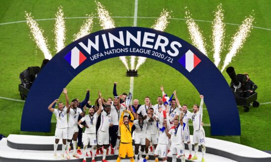 France Wins Nations League With Late Goal From Mbappé