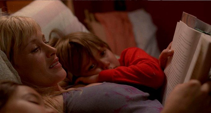 """A mom, daughter, and son in """"Boyhood"""""""