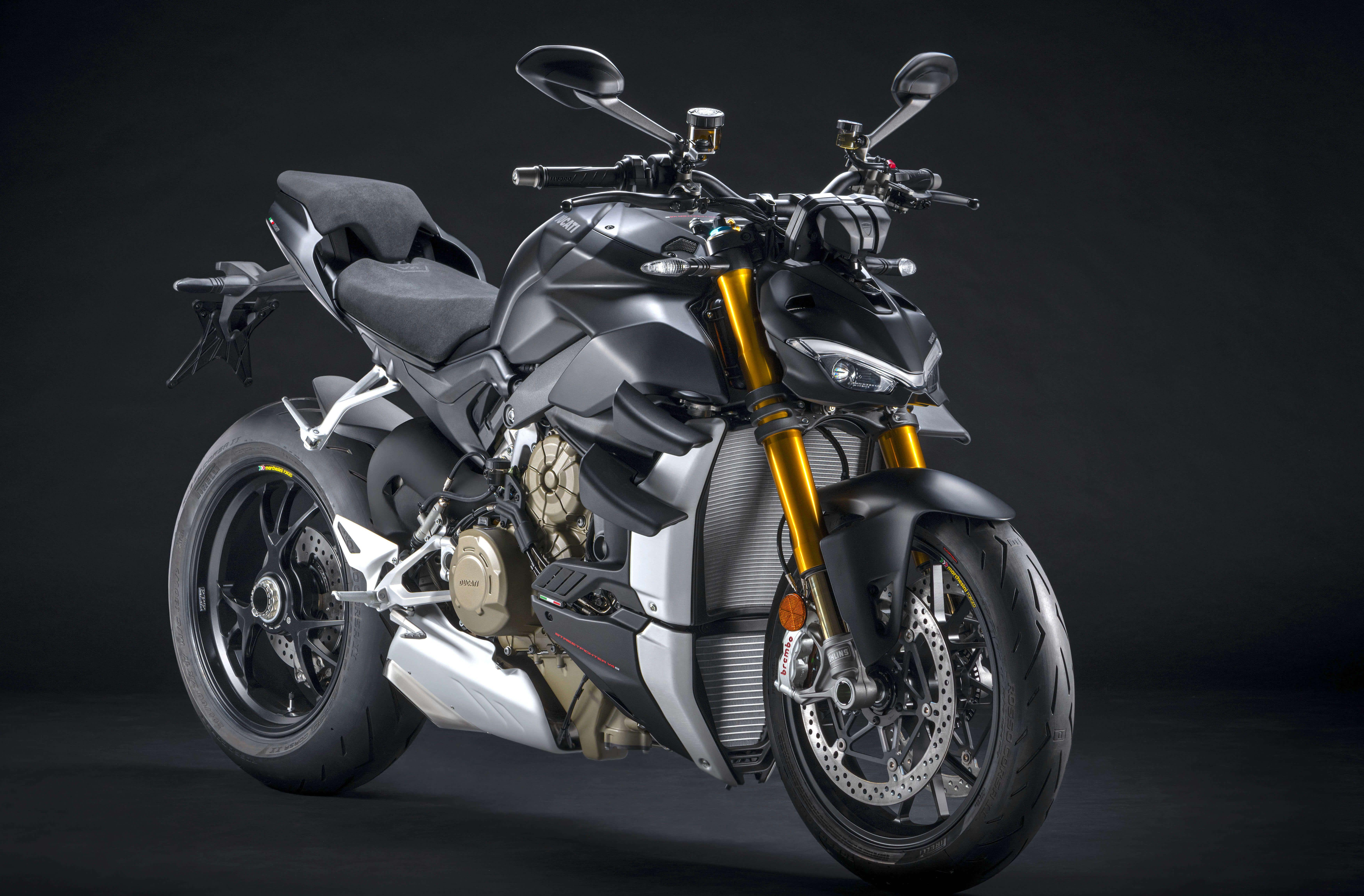 Ducati - Streetfighter 1