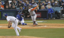 Blowin' in the Wind: Giants Edge Dodgers 1-0 on Longoria HR