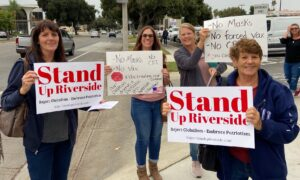 Riverside Parents Wait Over 6 Hours to Comment on Mask and Vaccine Mandates