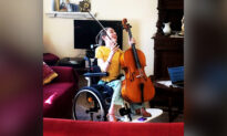 15-Year-Old Italian Born With Rare Muscle Disease Becomes Extraordinary Concert Cellist