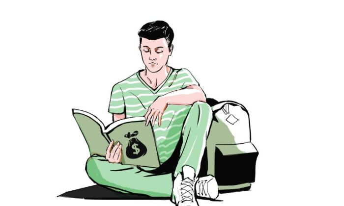 Every student should take these basic money principles and apply them starting now. (Fei Meng)