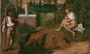 A 500-Year Debate:Giorgione's 'The Tempest'