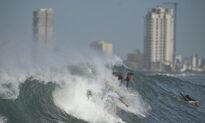 Hurricane Pamela Makes Landfall on Mexico's Pacific Coast