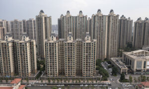 New Construction in China Declines for 6th Month, Largest Downward Trend Since 2015