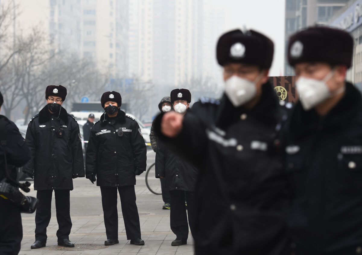 Former Deputy Director of China's Gestapo-Like 610 Office Charged for Corruption