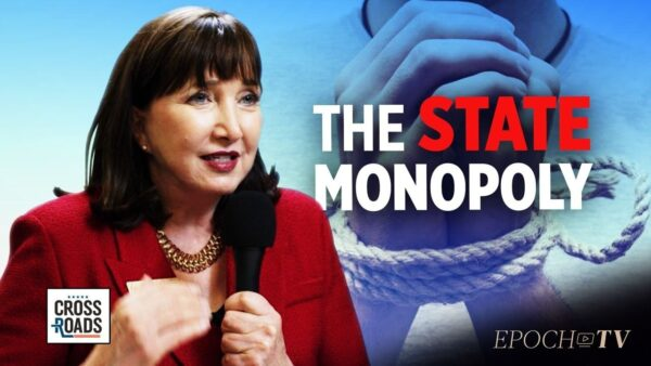 Jo Jorgensen: State Monopolies Are Whittling Down America's Freedoms
