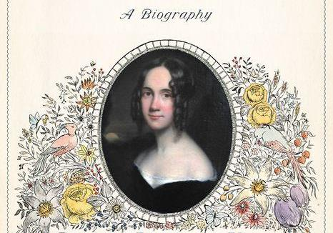 The top half of Melanie Kirkpatrick's new book about Sarah Hale, a woman of considerable influence during her lifetime.