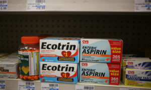 US Task Force Recommends Against Low-Dose Aspirin for Adults 60 and Over