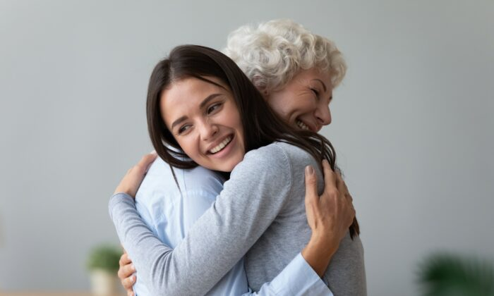 Any action we take to move away from resentment is a step toward gratitude. (fizkes/Shutterstock)