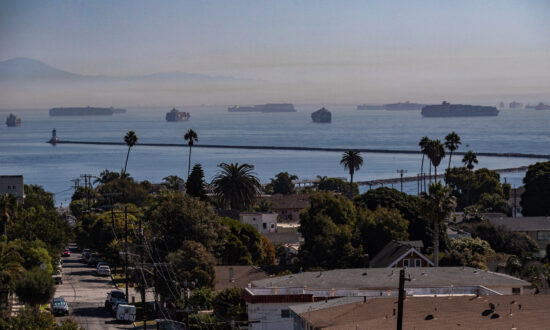 Record Number of Container Ships Waiting Off Ports of Long Beach, Los Angeles: Executive