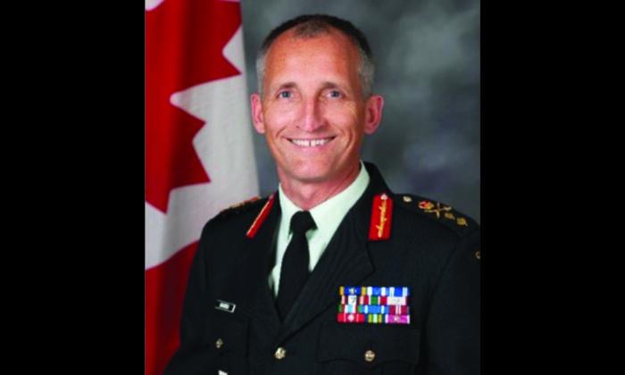 Photo of Lt.-Gen. Trevor Cadieu (Canadian Armed Forces)