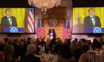 Pompeo and O'Brien Awarded for Contributing to World Peace