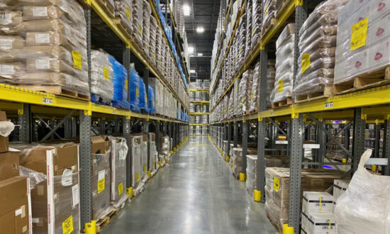 Emergency Food Suppliers Ready to Meet 'Huge Spike' in Demand