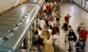 Moscow Says It Is First to Launch Large-Scale Metro Facial ID Payment System