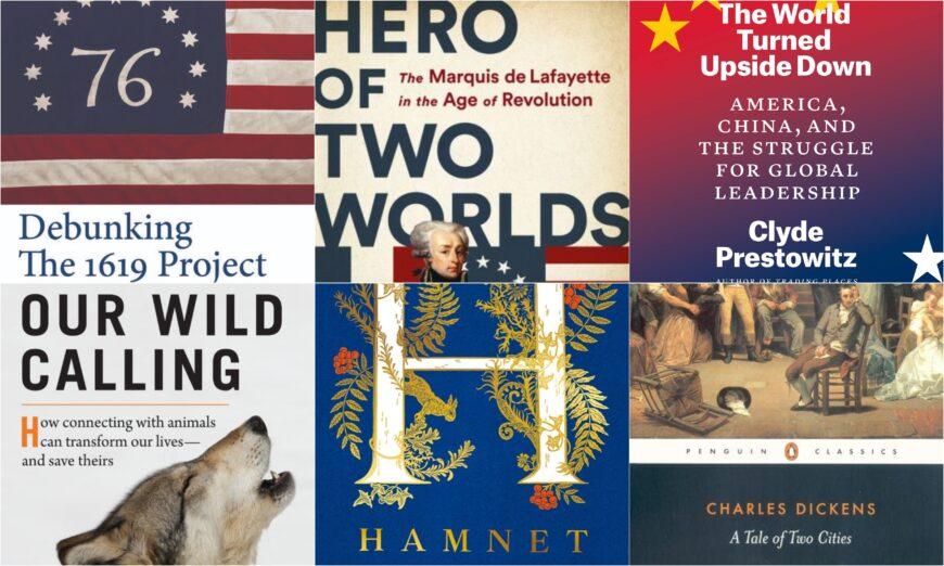 Epoch Booklist: Noteworthy Reads