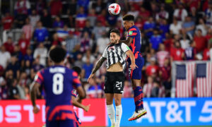 US Comes From Behind to Defeat Costa Rica in Men's World Cup Qualifier