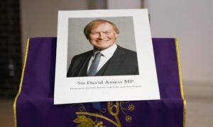 Police Declare Murder of UK Lawmaker a Terrorist Act