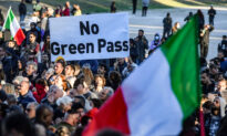 Italy Mandates All Workers to Show COVID-19 'Green Pass,' Prompting Protests