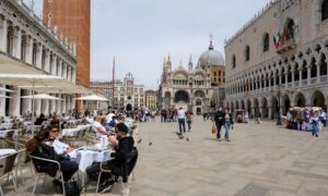 Italy's Business Lobby Sees Stronger Economic Growth, GDP up 6.1 Percent in 2021