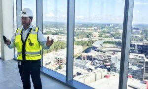 New Skyscraper Lab Will Test Elevators High Above Atlanta