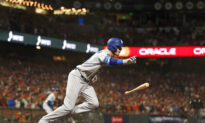 Dodgers Advance Over the Giants in Ninth Inning Dramatics