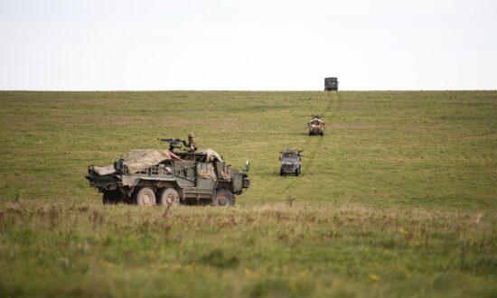 Soldier Dies in UK Training Accident