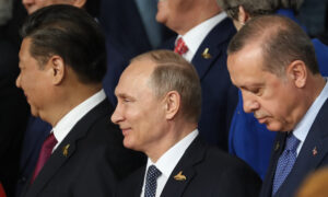 Beijing, Moscow, Ankara Push US Out of Red Sea Dominance