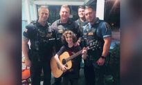 Boy Bereft After Bullies Smash His Guitar—Until NJ Police Officer Gifts His Own as Replacement