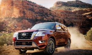 2021 Nissan Armada Platinum 4WD
