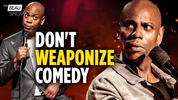 Dave Chappelle Loves Being Canceled