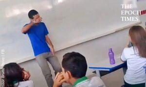 Students Raise Money to Help Cash-Strapped Teacher