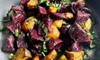 Beet Skeptics: It's Time to Try the Air Fryer