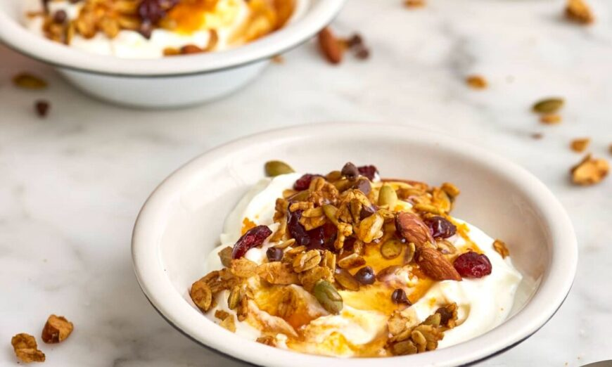 Give Your Granola the Pumpkin Spice Treatment—Real Pumpkin Included