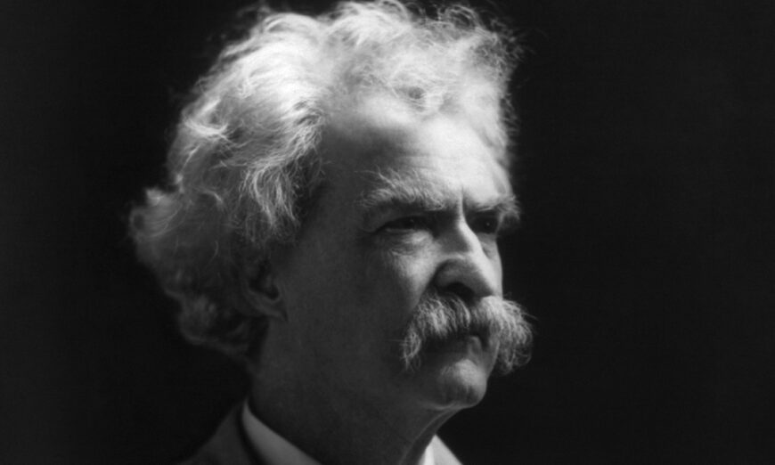Literature: Gems From the Gilded Age: The Wit and Wisdom of Mark Twain