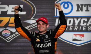 Indycar's O'Ward Living the Dream Ahead of McLaren F1 Test