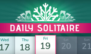 Daily Solitaire: Epoch Games