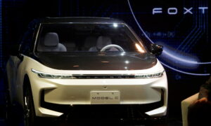 Apple Supplier Foxconn Said to Be in Talks With Indonesia for EV Investment