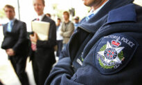 Over 40 Police in Australian State Stood Down After Refusing Vaccine